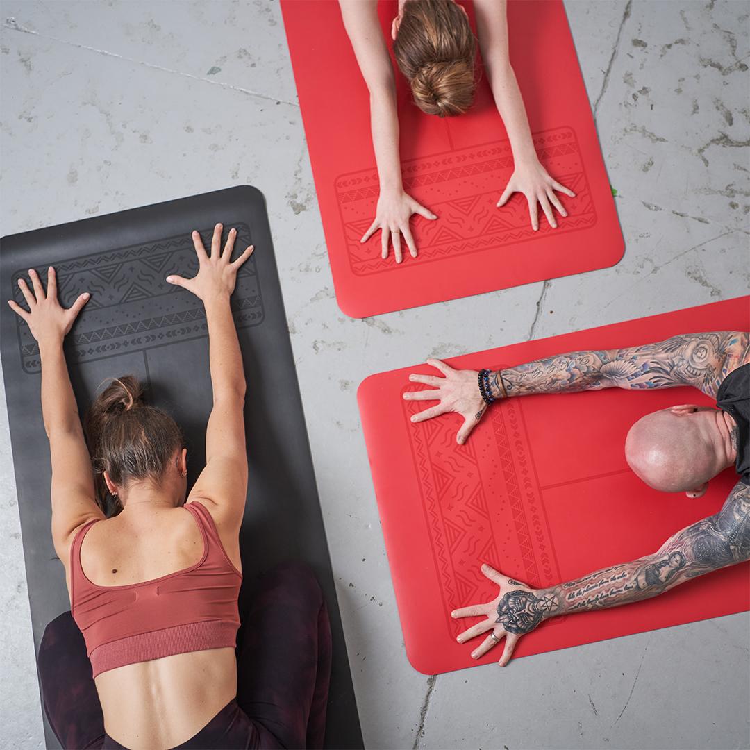 team yoga social